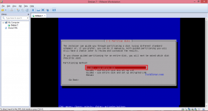install kali vmware