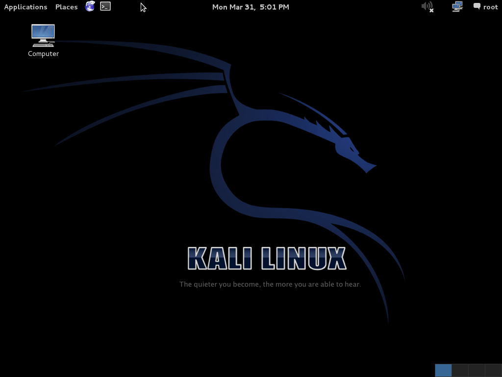 kali linux inside windows