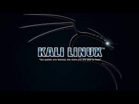 install kali inside windows