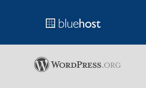 bluehost wordpress setup