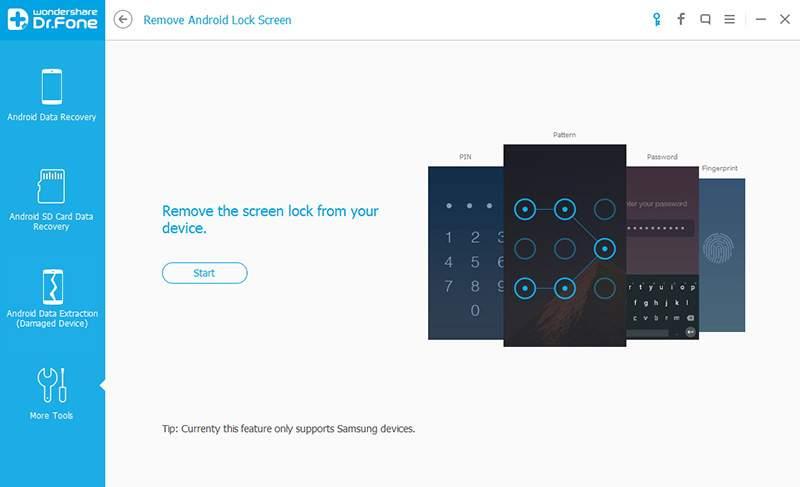 remove android lock