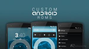 Custom-Android-ROMs