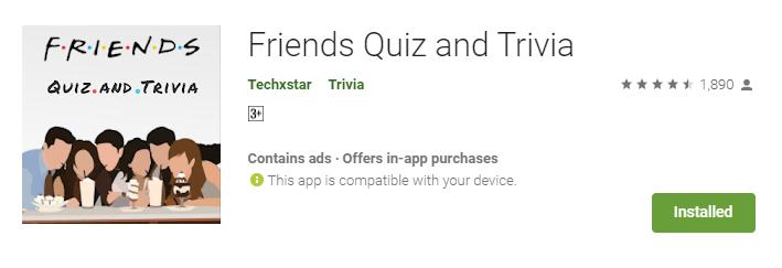 Hardest FRIENDS Trivia Quiz to Funniest